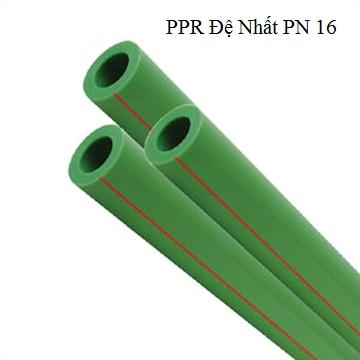 Ống nhiệt PPR Đệ Nhất PN 16
