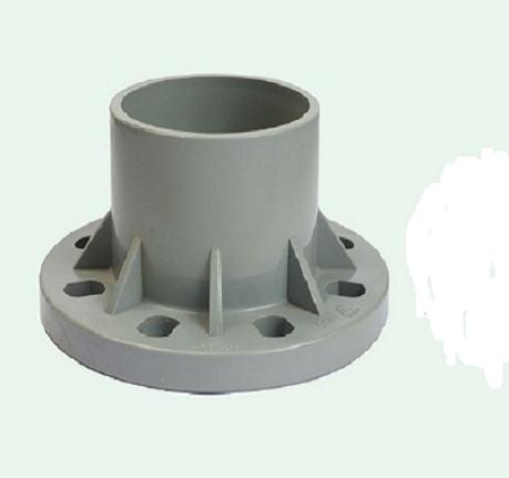 Mặt bích nhựa PVC Phi 34 ( 1 inch)