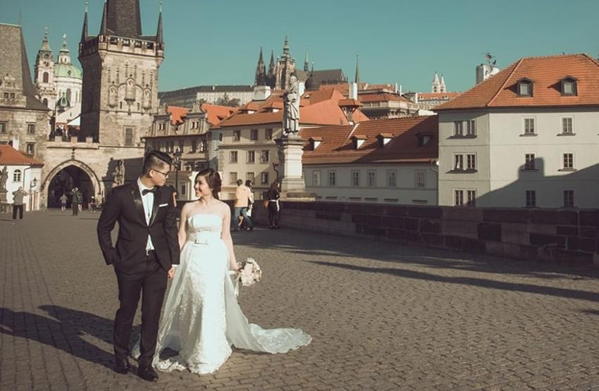 Lưu ý không thể bỏ qua khi chụp ảnh cưới ở nước ngoài