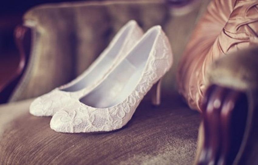 nguyên tắc chọn giày cưới cho cô dâu