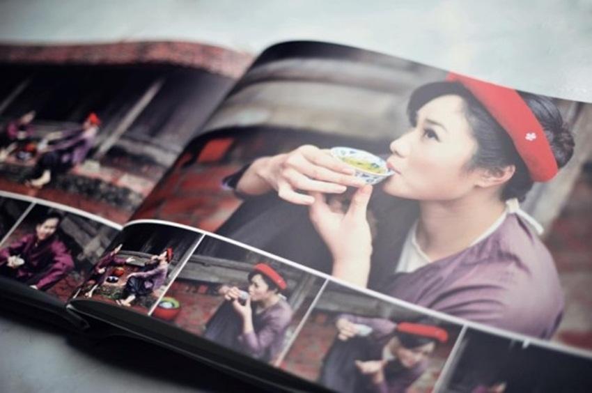 Album ảnh cưới Photobook