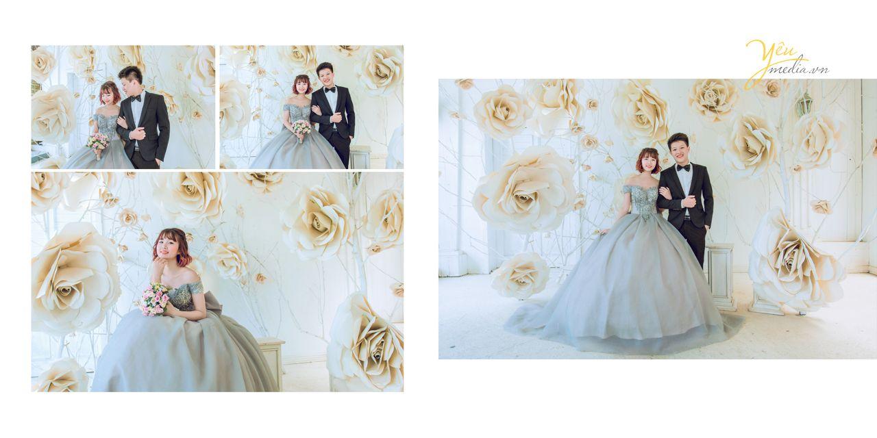 ảnh cưới đẹp chụp tại Hà Nội.