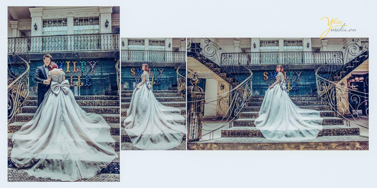 ảnh cưới đẹp chụp tại Hà Nội