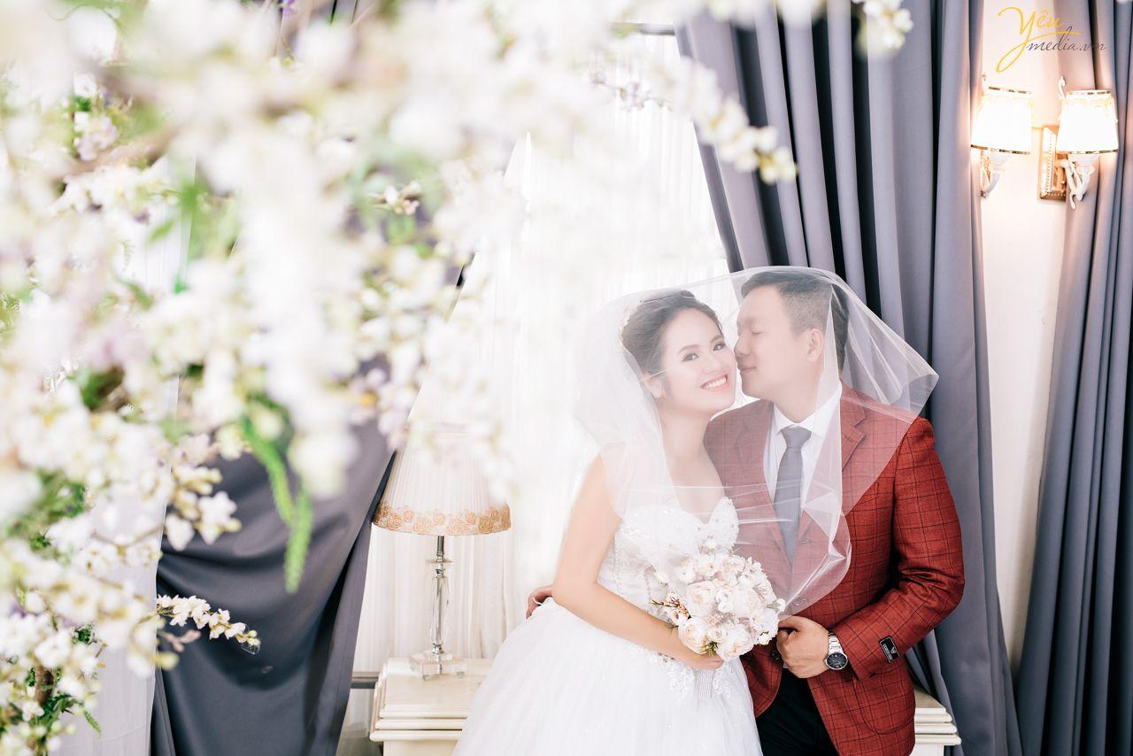 ảnh cưới đẹp chụp concept hàn quốc