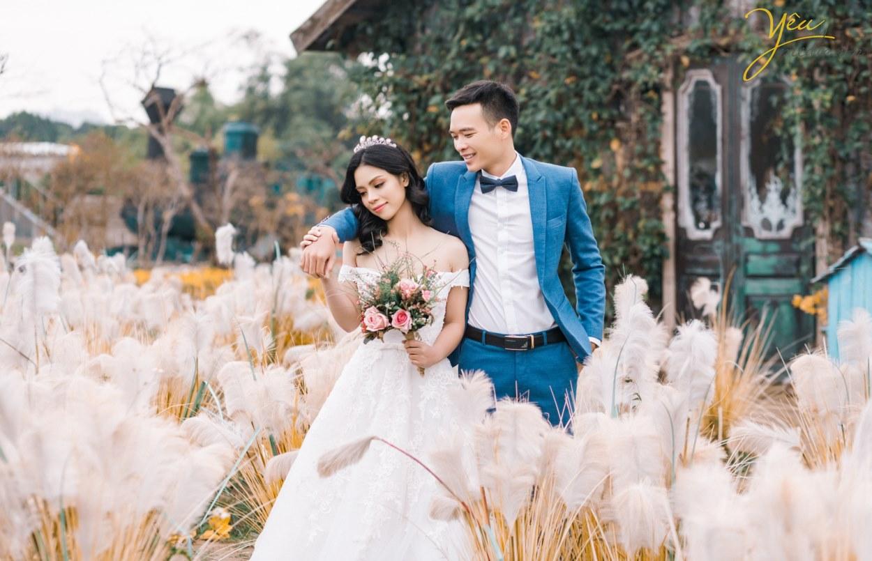 Chụp ảnh cưới tại yêu media | Giữ trọn mãi câu chuyện tình