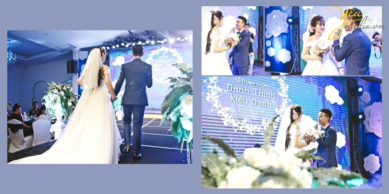 Lưu ý trong đám cưới