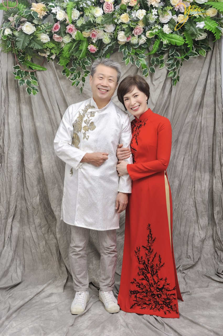 price ao dai in hanoi how much viet nam