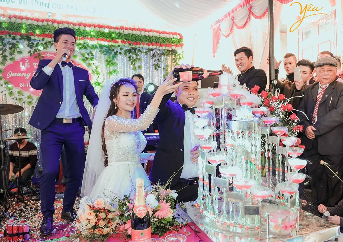 chuẩn bị lấy vợ, chọn địa điểm tổ chức tiệc cưới