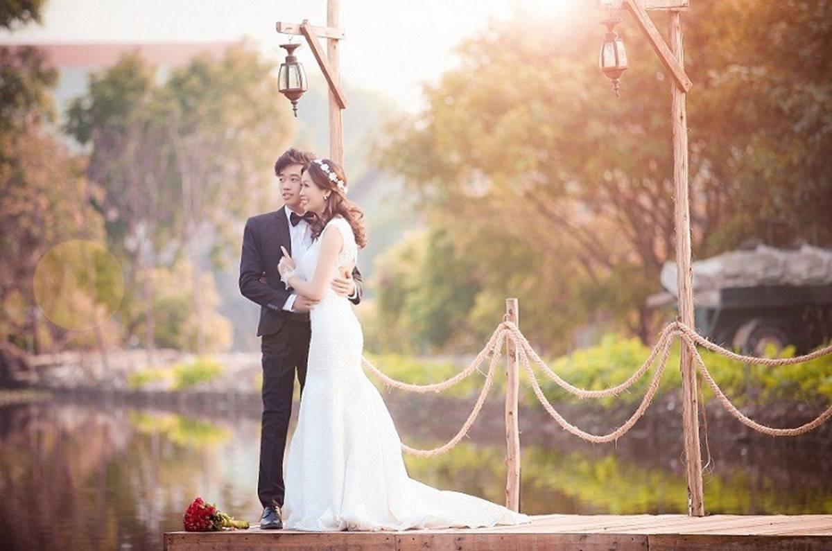 Những điều cần biết về xu hướng chụp ảnh cưới 3D