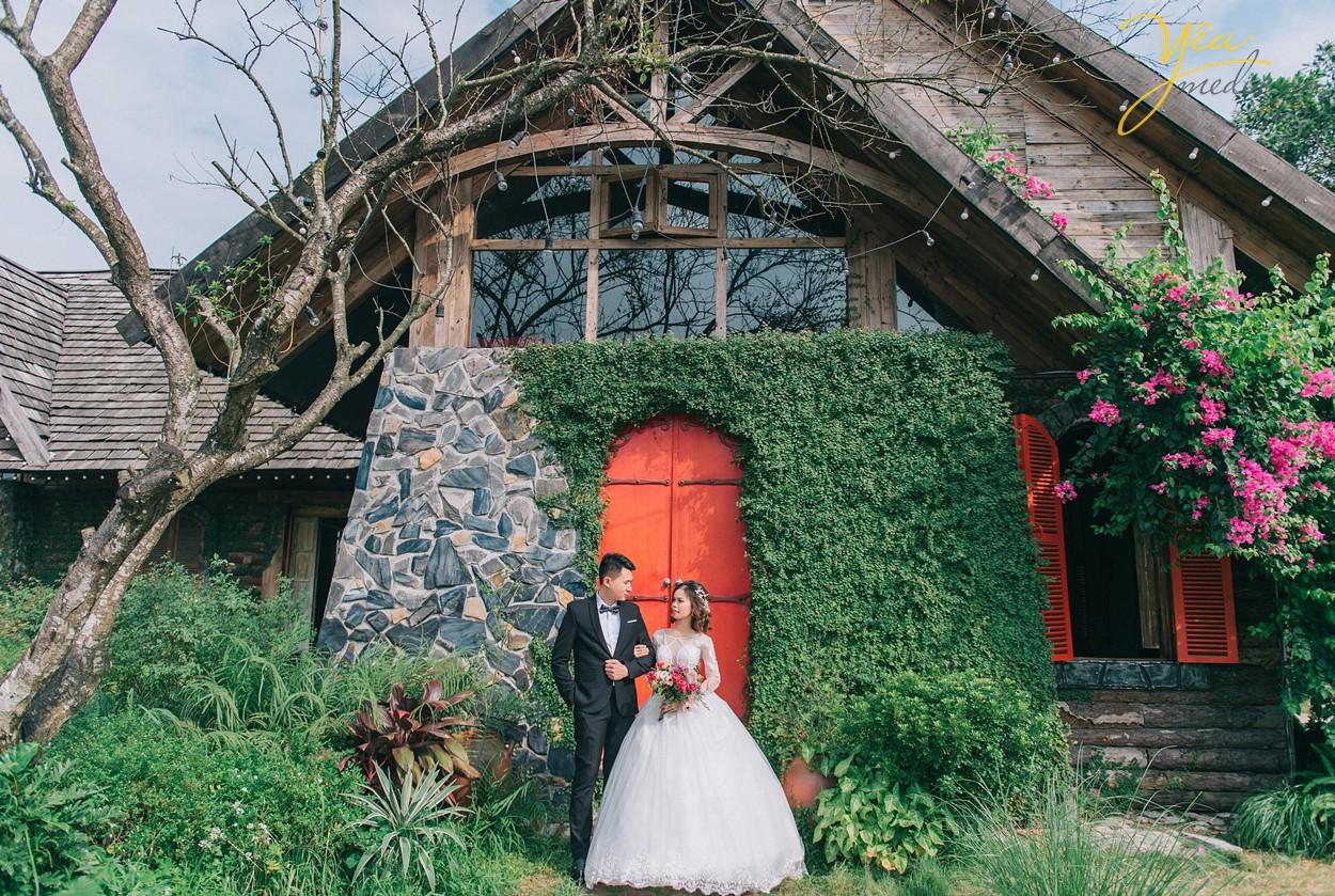 địa điểm chụp hình cưới hoành tráng nhất miền bắc
