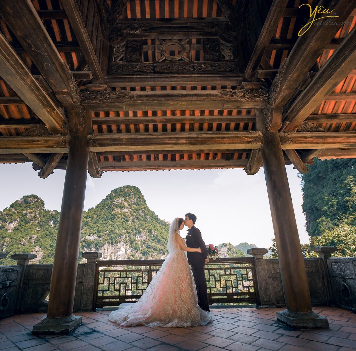 Gói chụp ảnh cưới tại Ninh Bình. Tràng An - Tuyệt Tình Cốc - Cổng Tràng An