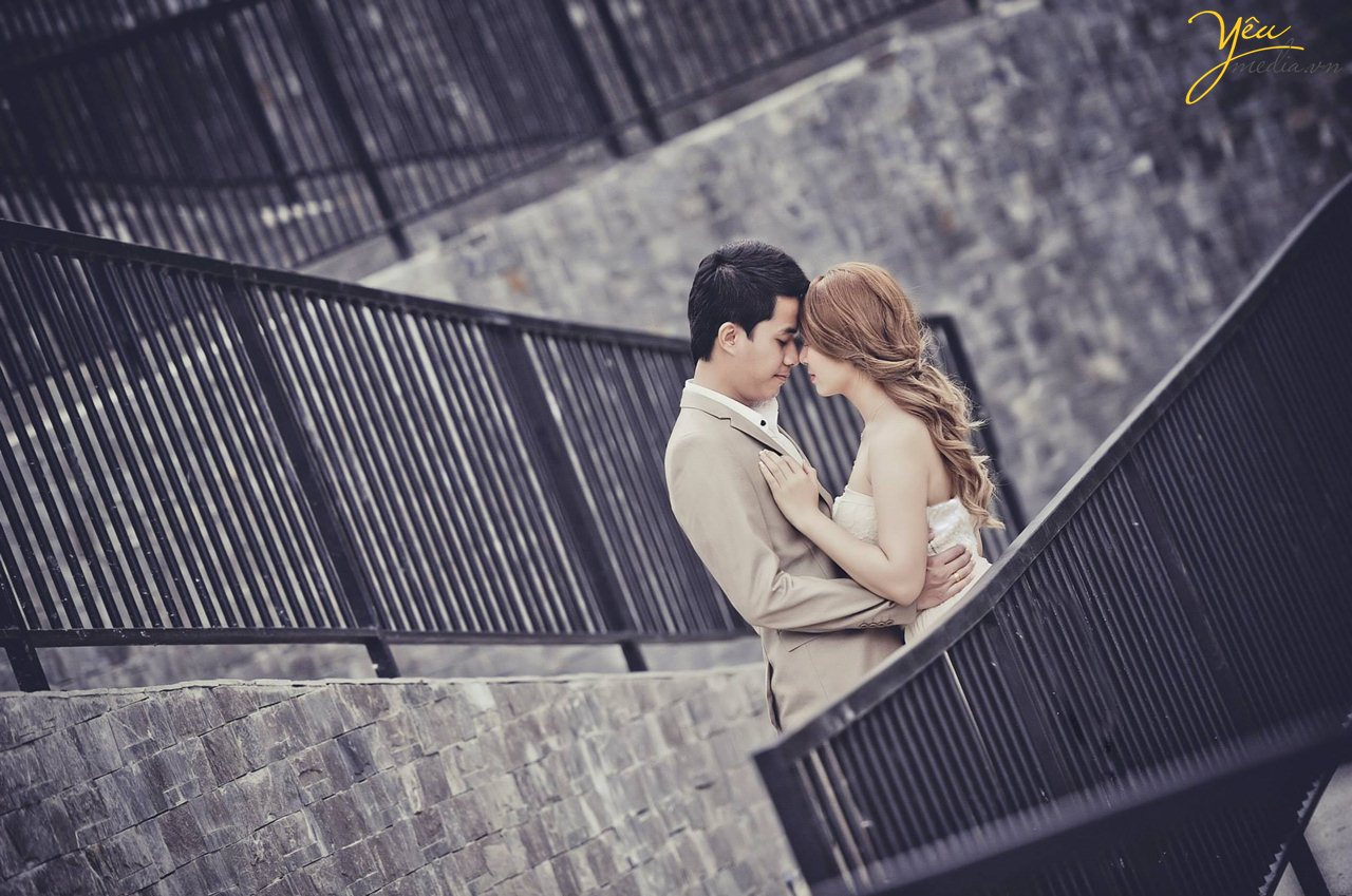 chụp ảnh cưới ở đà nẵng bà nà hills