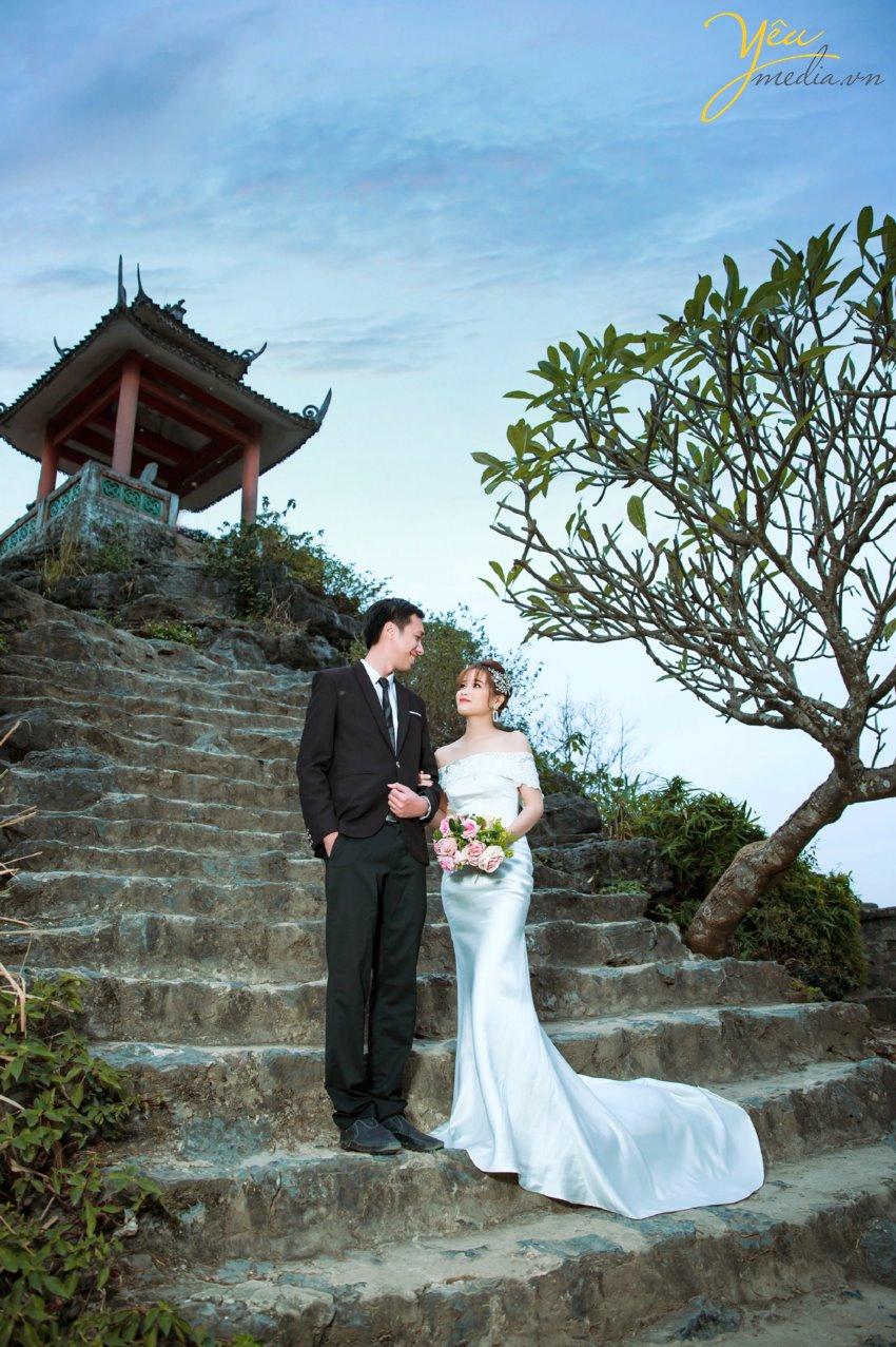 Báo giá Gói chụp ảnh cưới trọn gói Ninh Bình - Đầm Vân Long - Hang Múa