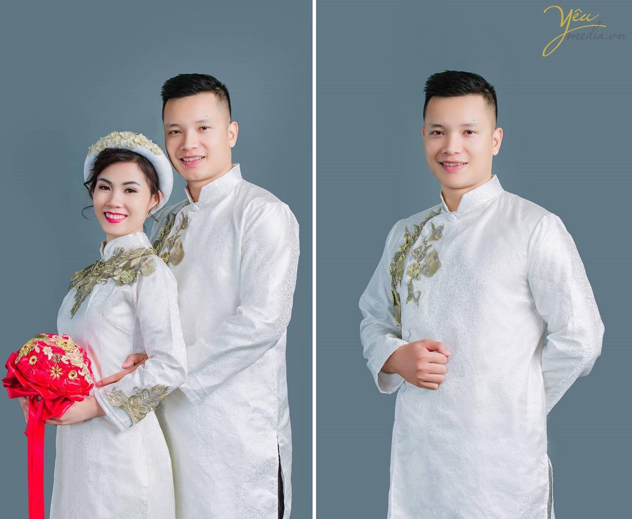 Chọn ảnh cưới phóng