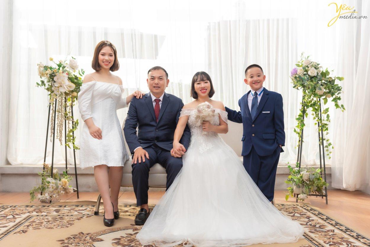 chụp ảnh gia đình trong phim trường rosa hà nội gói chụp ảnh được lựa chọn