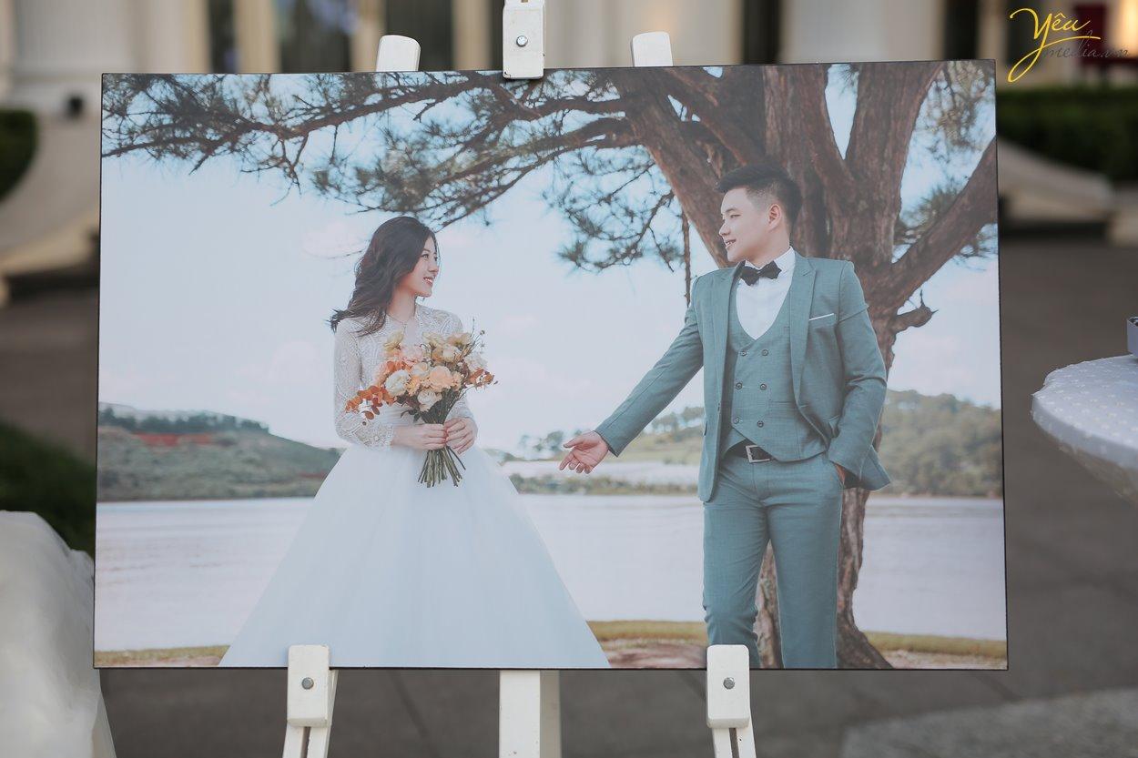 Chụp ảnh phóng sự cưới đẹp nhất ở Hà Nội studio Yêu Media
