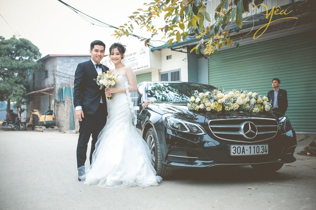 Chụp phóng sự cưới tại khách sạn Daewoo Hà Nội