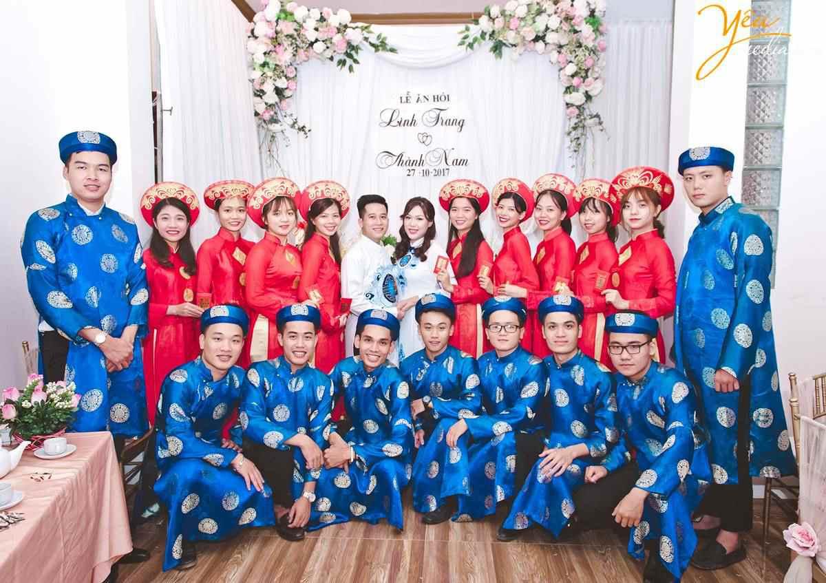 Chụp ảnh phóng sự cưới tại Hà Nội