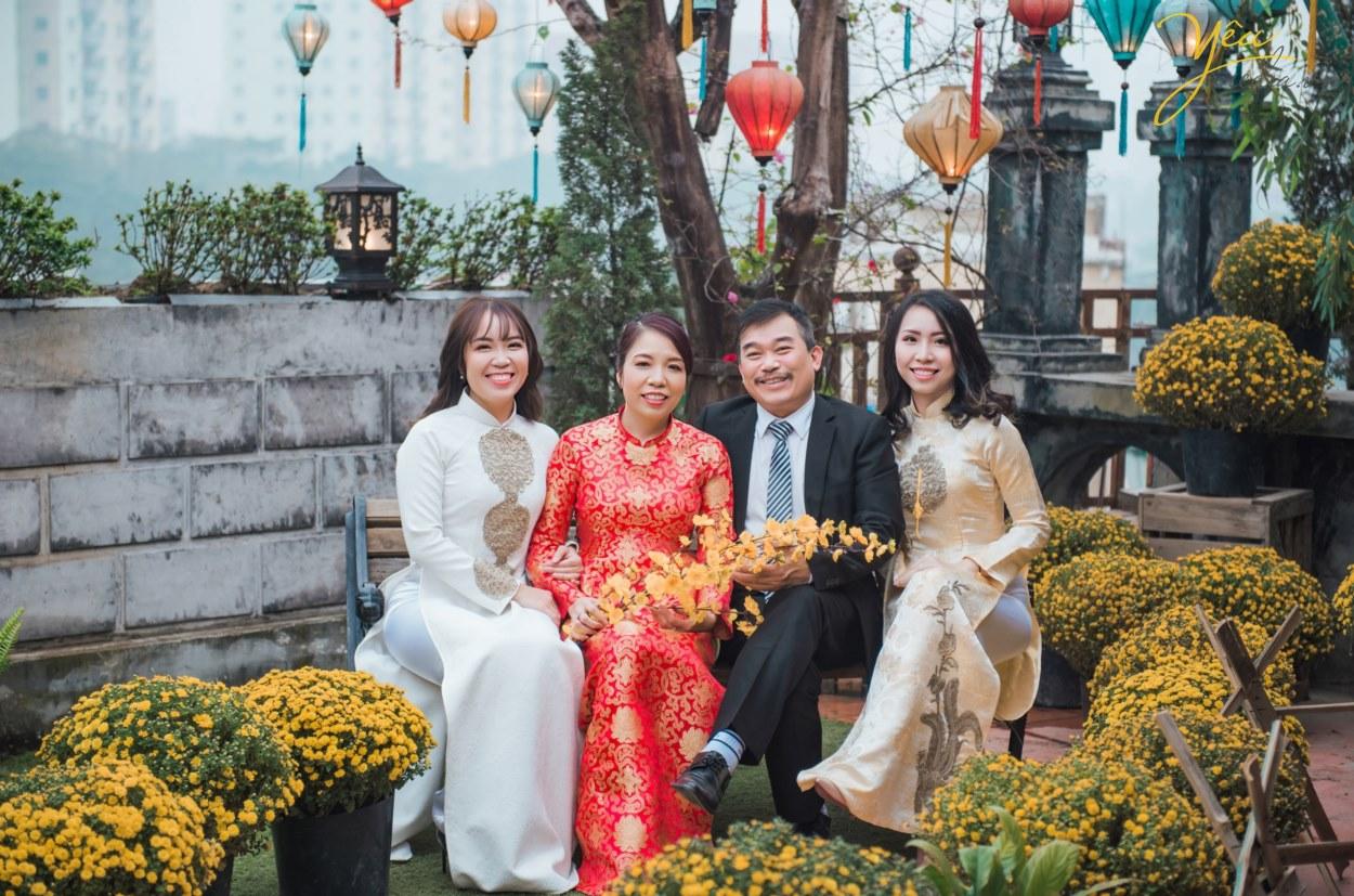 Chụp ảnh gia đình đẹp Hà Nội | Địa chỉ chụp ảnh uy tín