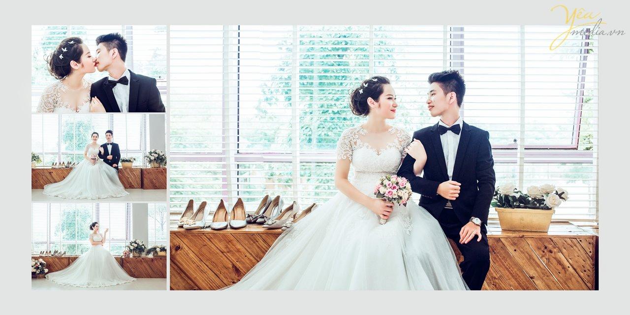 Kinh nghiệm chụp ảnh cưới mùa khuyến mãi
