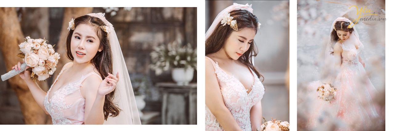 phong cách Hàn Quốc nhẹ nhàng