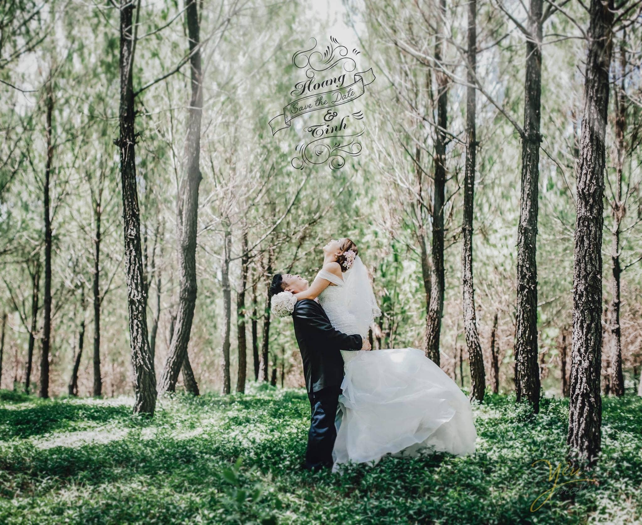 nụ cười mãn nguyện, hạnh phúc của cô dâu, chú rể