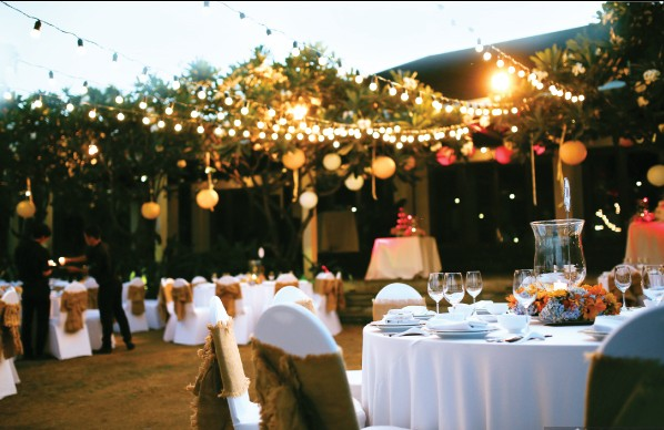 6 bước tổ chức đám cưới
