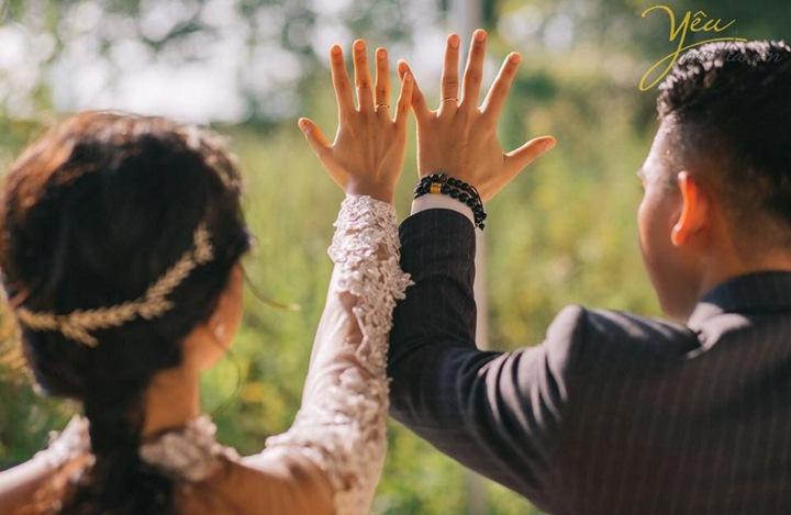 Những gợi ý đơn giản để gởi lời cám ơn sau đám cưới