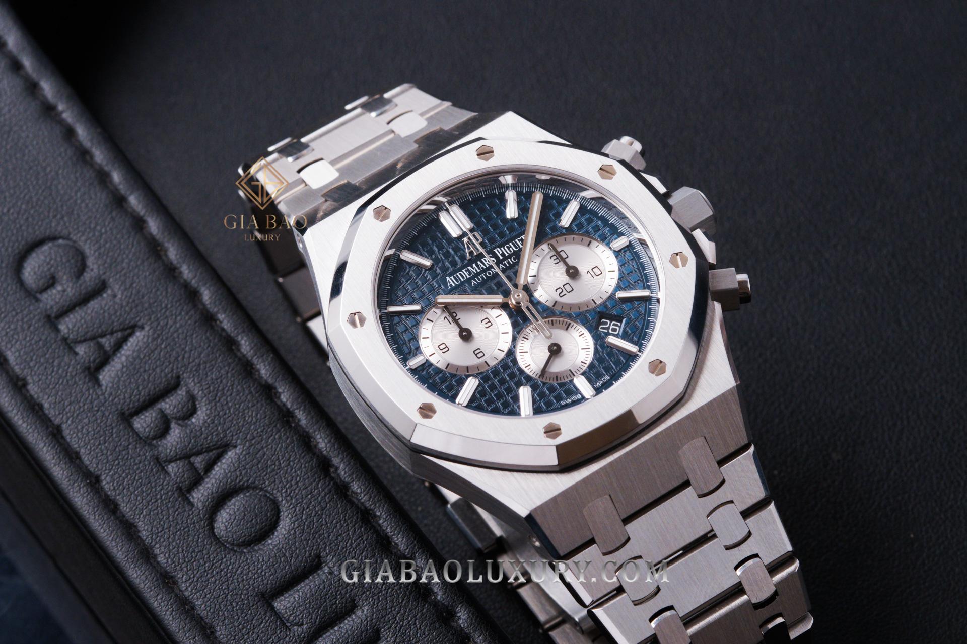 Review đồng hồ Audemars Piguet Royal Oak Selfwinding Chronograph 41mm - Đẳng cấp và sang trọng