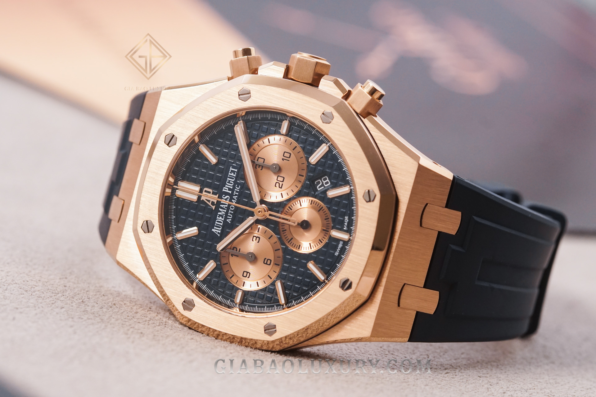 Review đồng hồ Audemars Piguet Royal Oak Selfwinding Chronograph