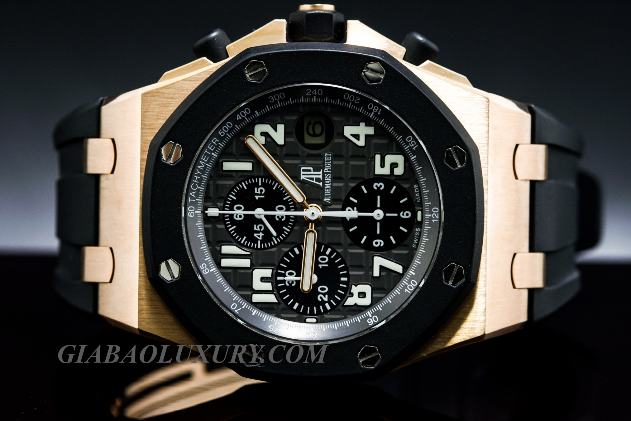 Review đồng hồ Audemars Piguet Royal Oak Offshore Chronograph 2011