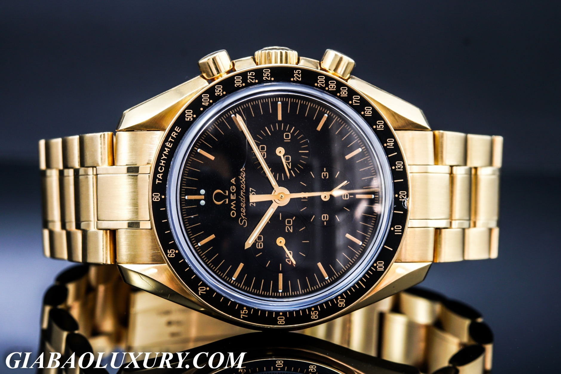 Review đồng hồ Omega Speedmaster 50th Anniversary Limited Series