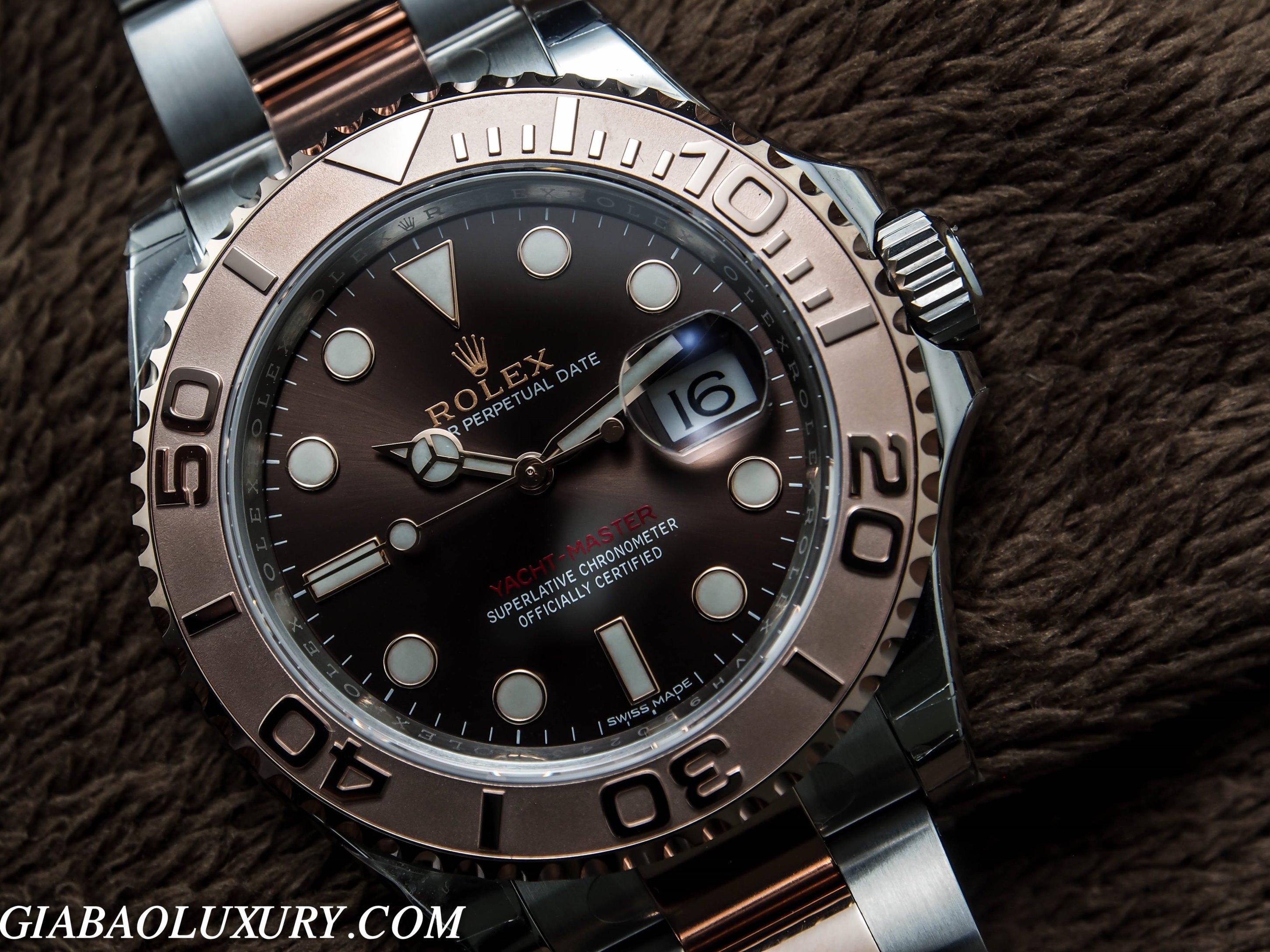 Review đồng hồ Rolex Yacht-Master 40