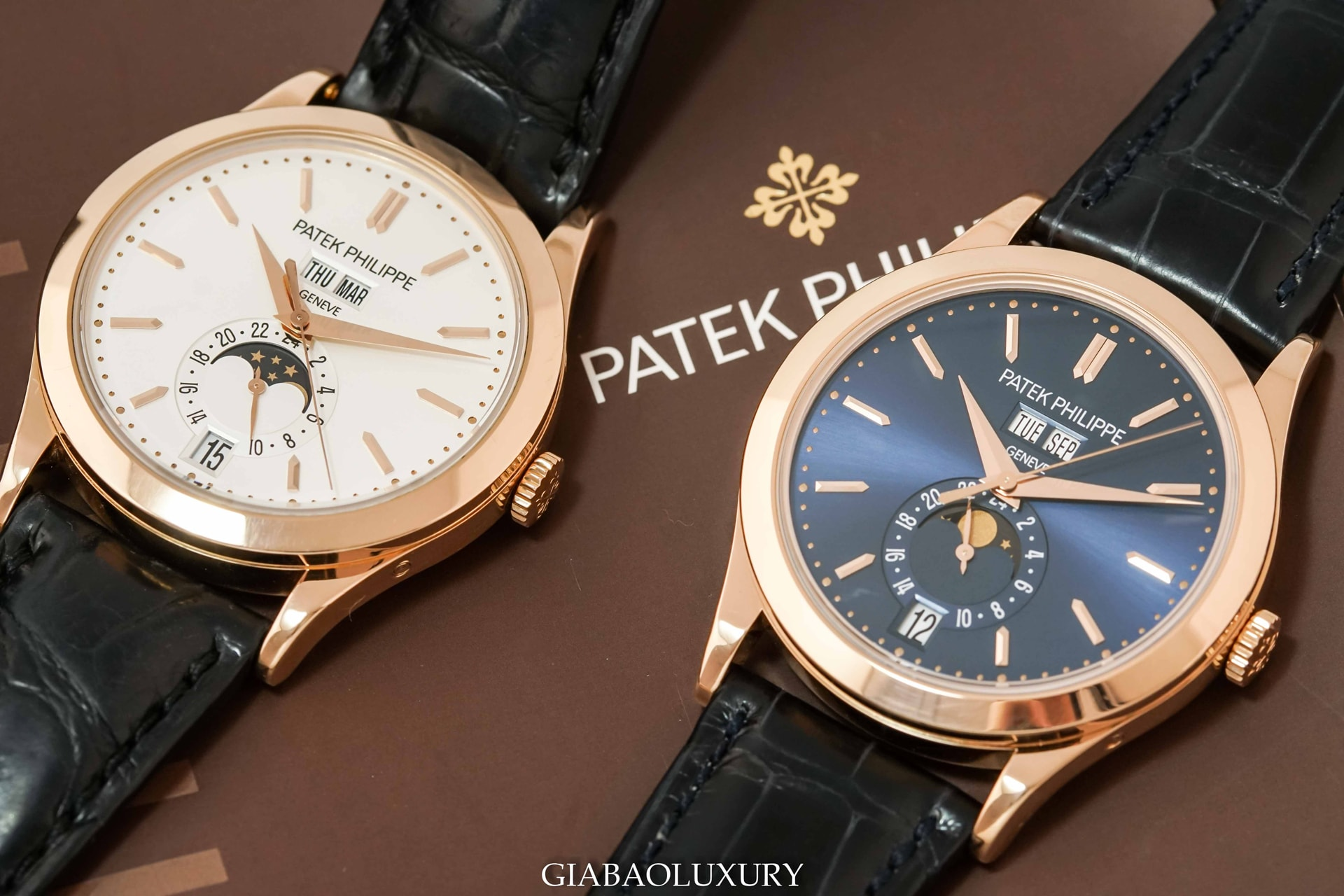 Review đồng hồ Patek Philippe Complications 5396R