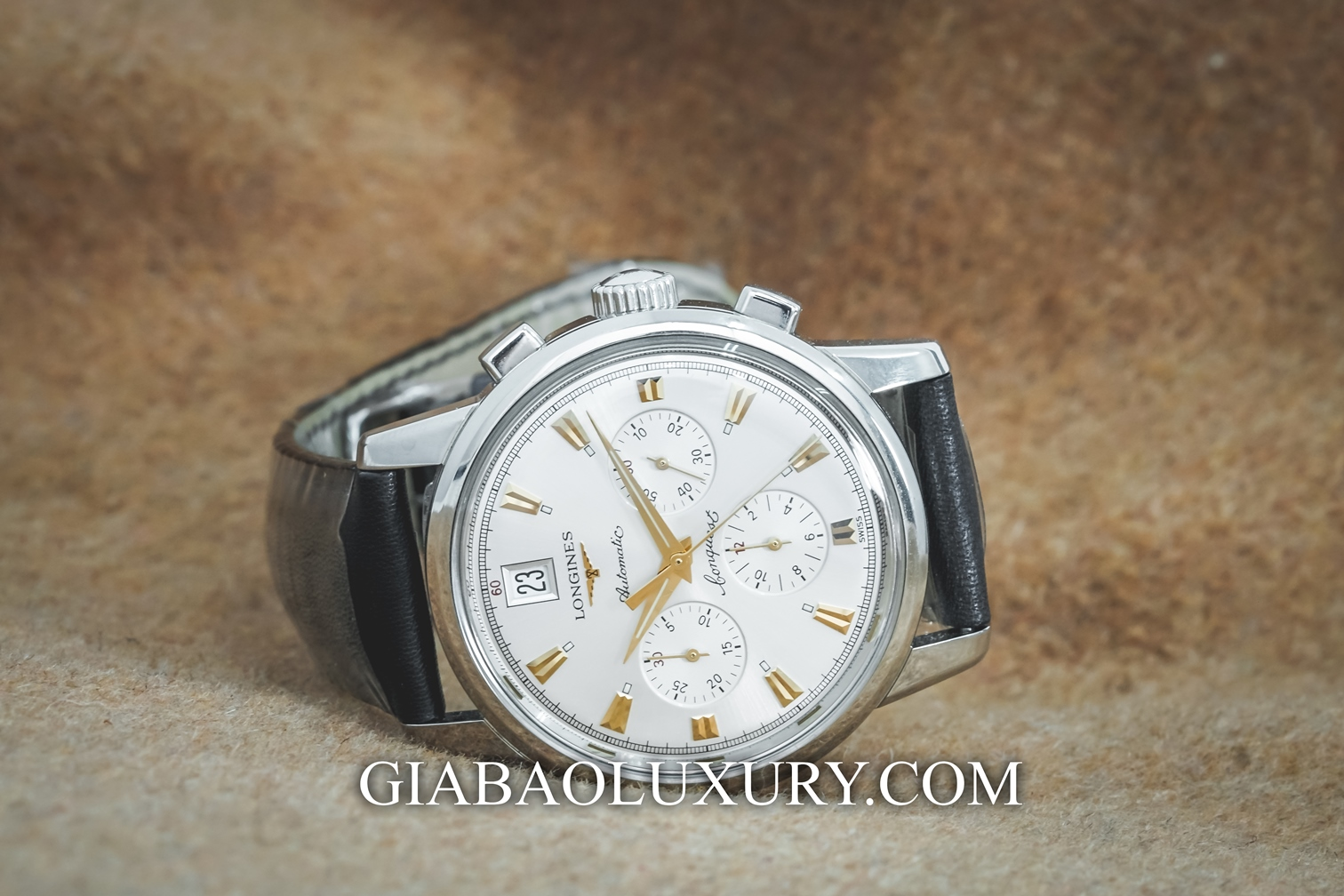Review đồng hồ Longines Conquest Heritage