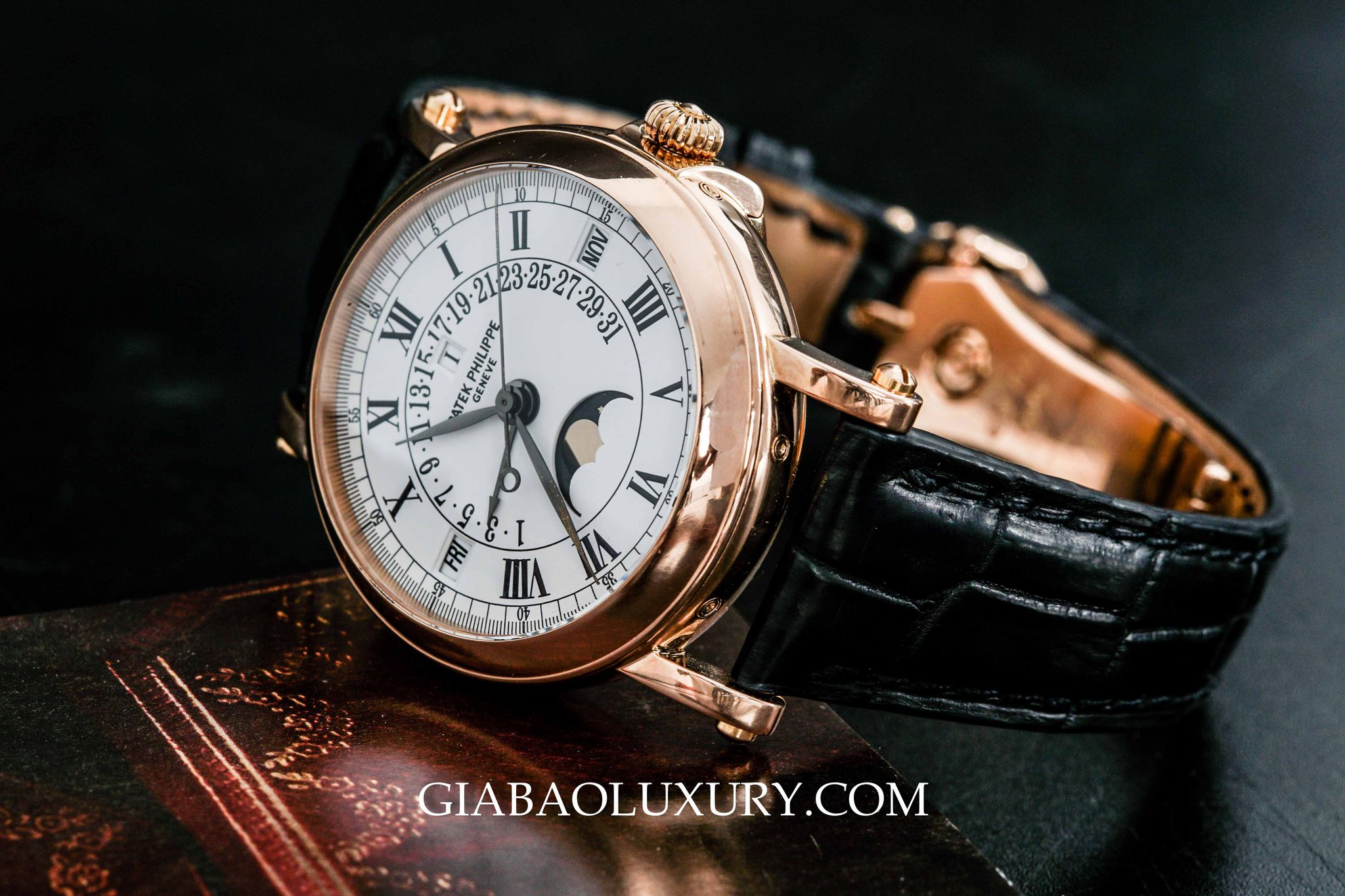 Review đồng hồ Patek Philippe Grand Complications 5059R