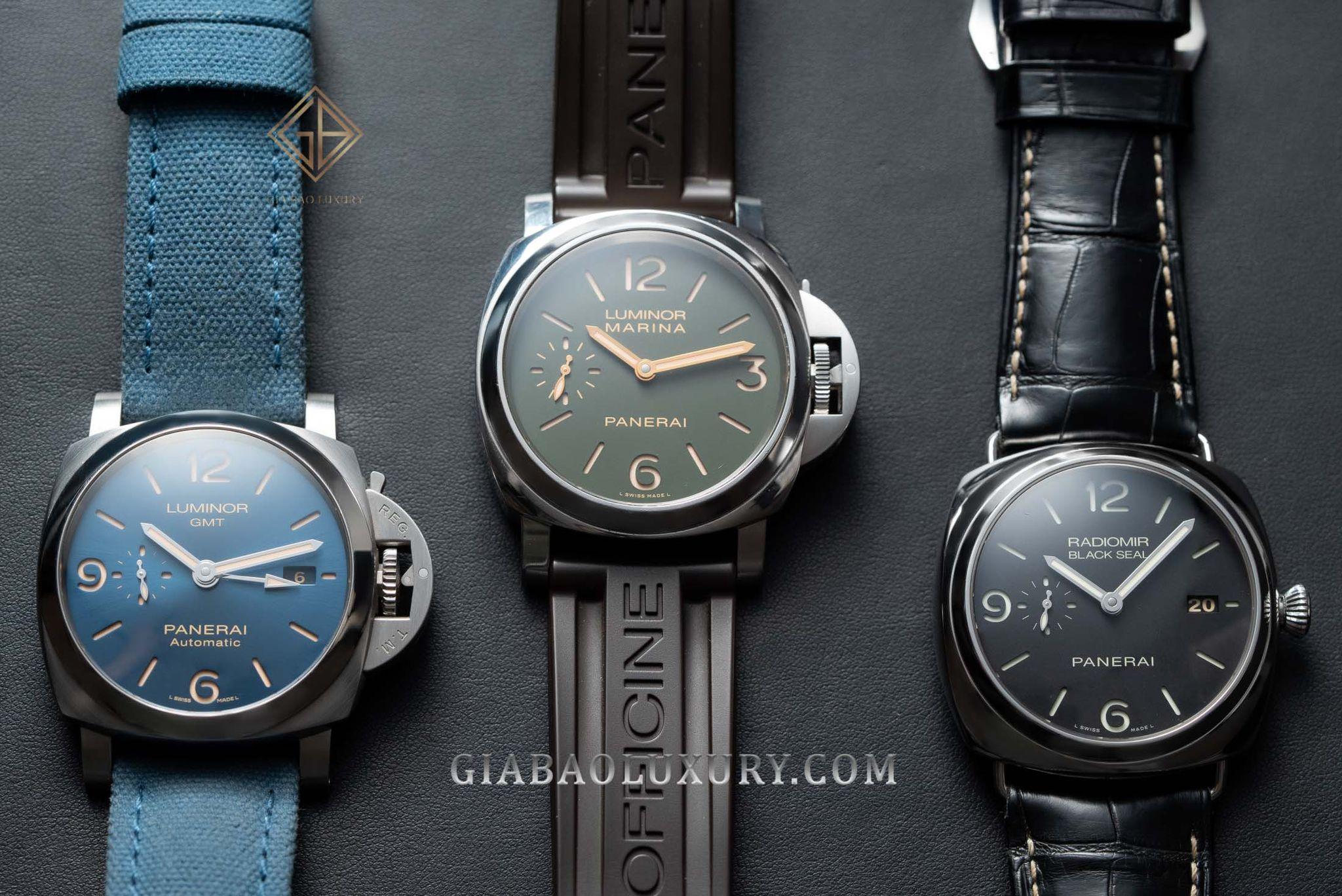 Tìm hiểu 8 sự thật về thương hiệu trước khi mua đồng hồ Panerai
