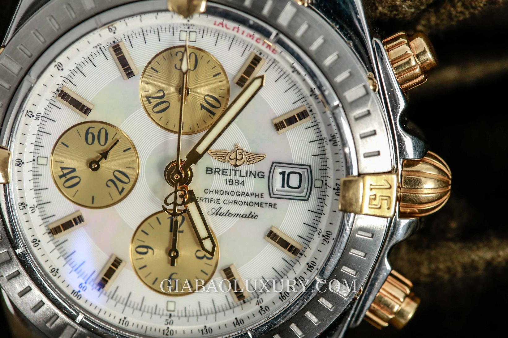 Review đồng hồ Breitling Chronomat Evolution