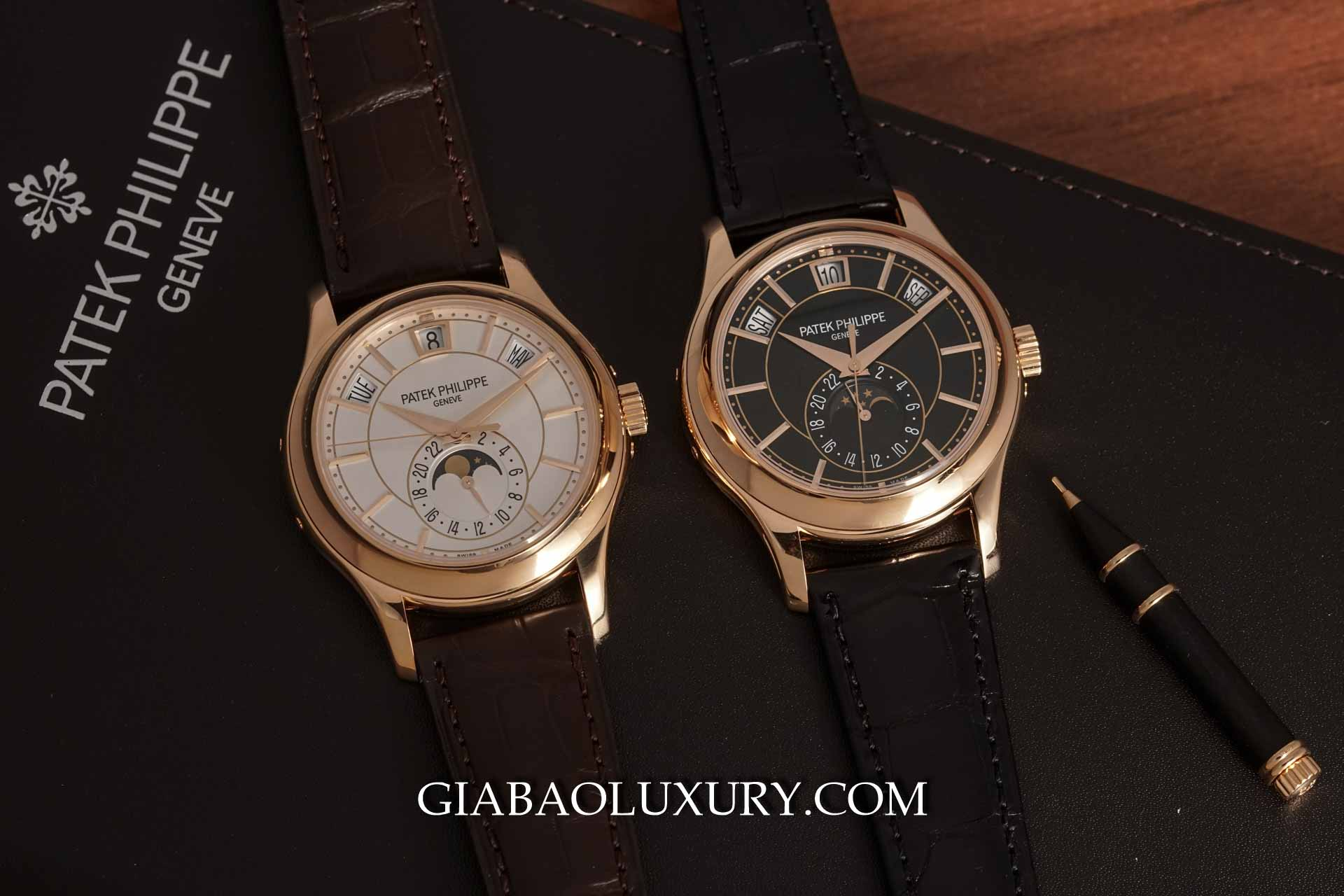 Review đồng hồ Patek Philippe Complications 5205R