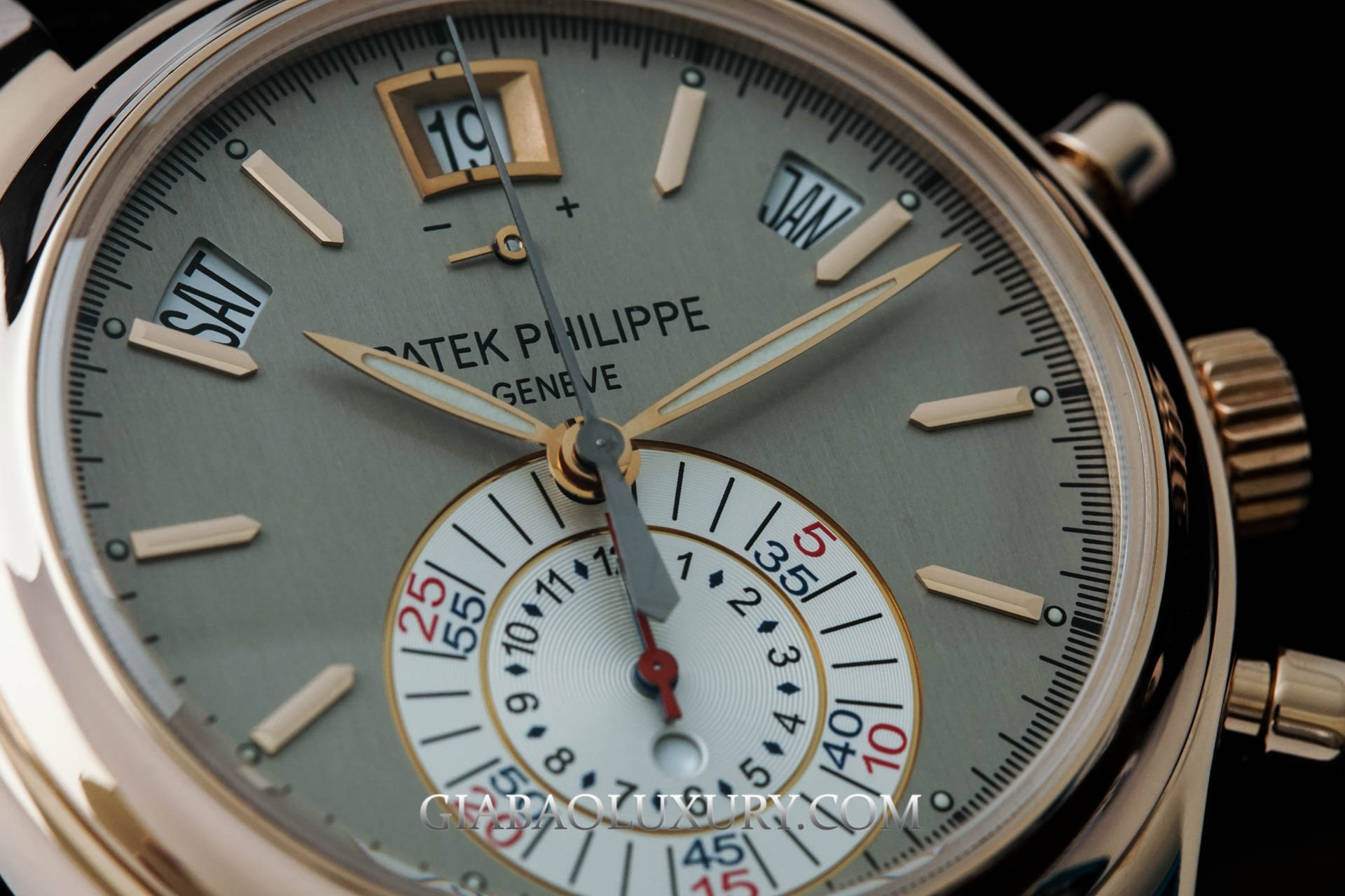 Review đồng hồ Patek Philippe Complications 5960R