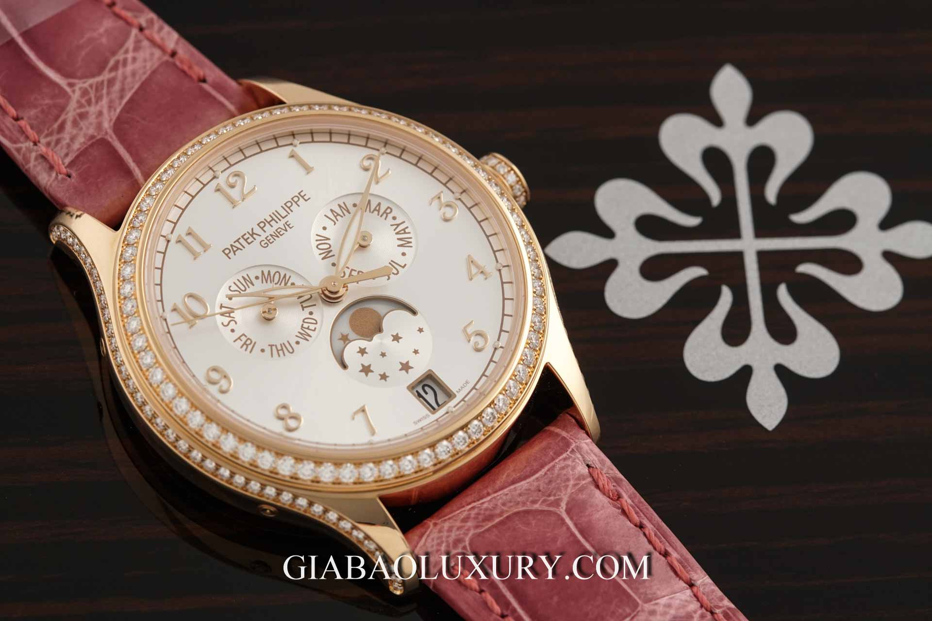Review đồng hồ Patek Philippe Complications 4947R