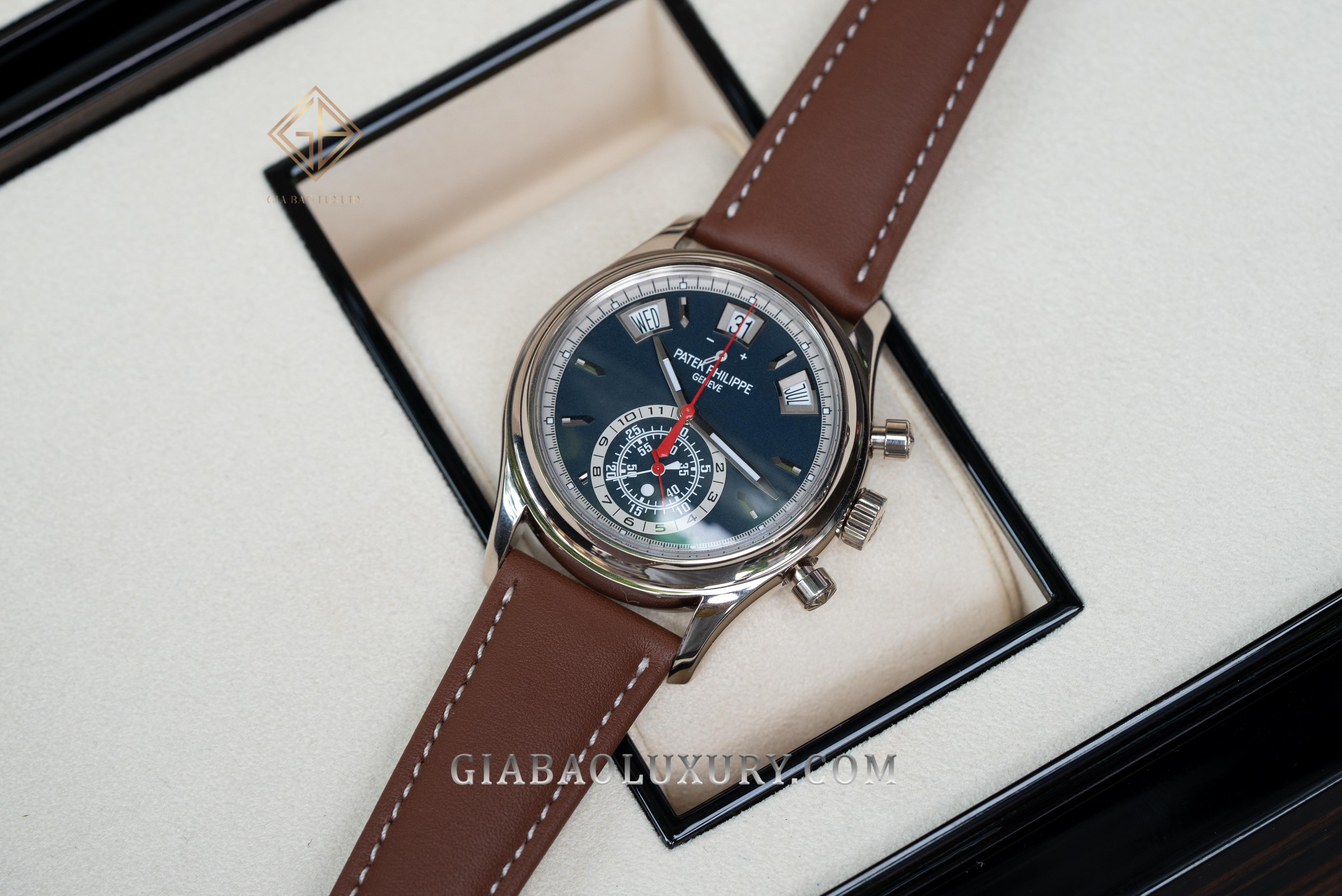 Review đồng hồ Patek Philippe Complications 5960/01G