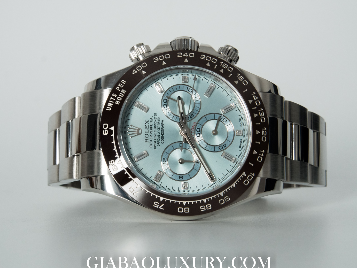 Review đồng hồ Rolex Oyster Perpetual Cosmograph Daytona 116506