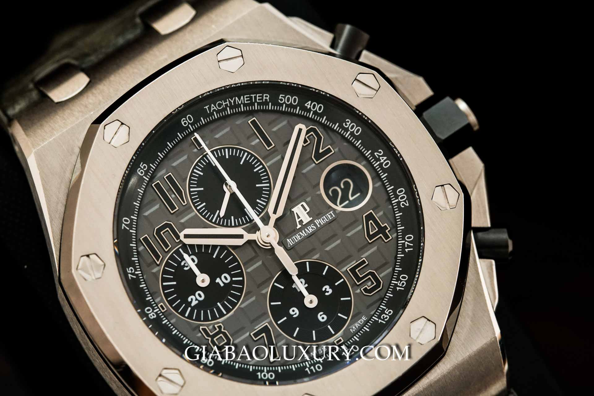Review đồng hồ Audemars Piguet Royal Oak Offshore Chronograph 42mm