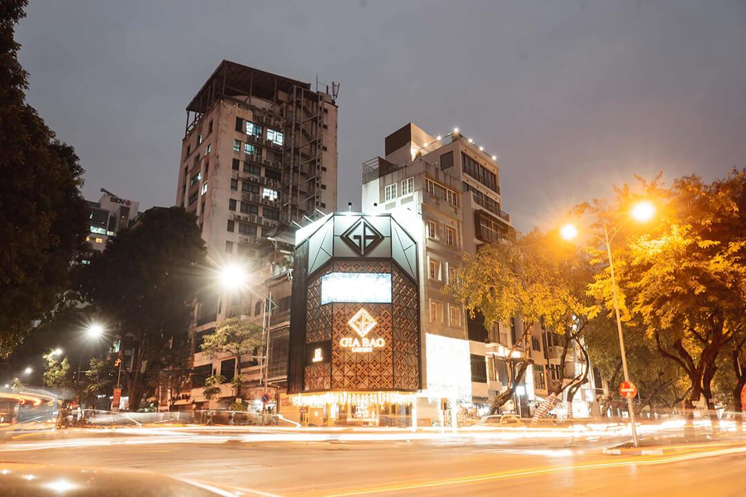 Gia Bảo Luxury Hà Nội
