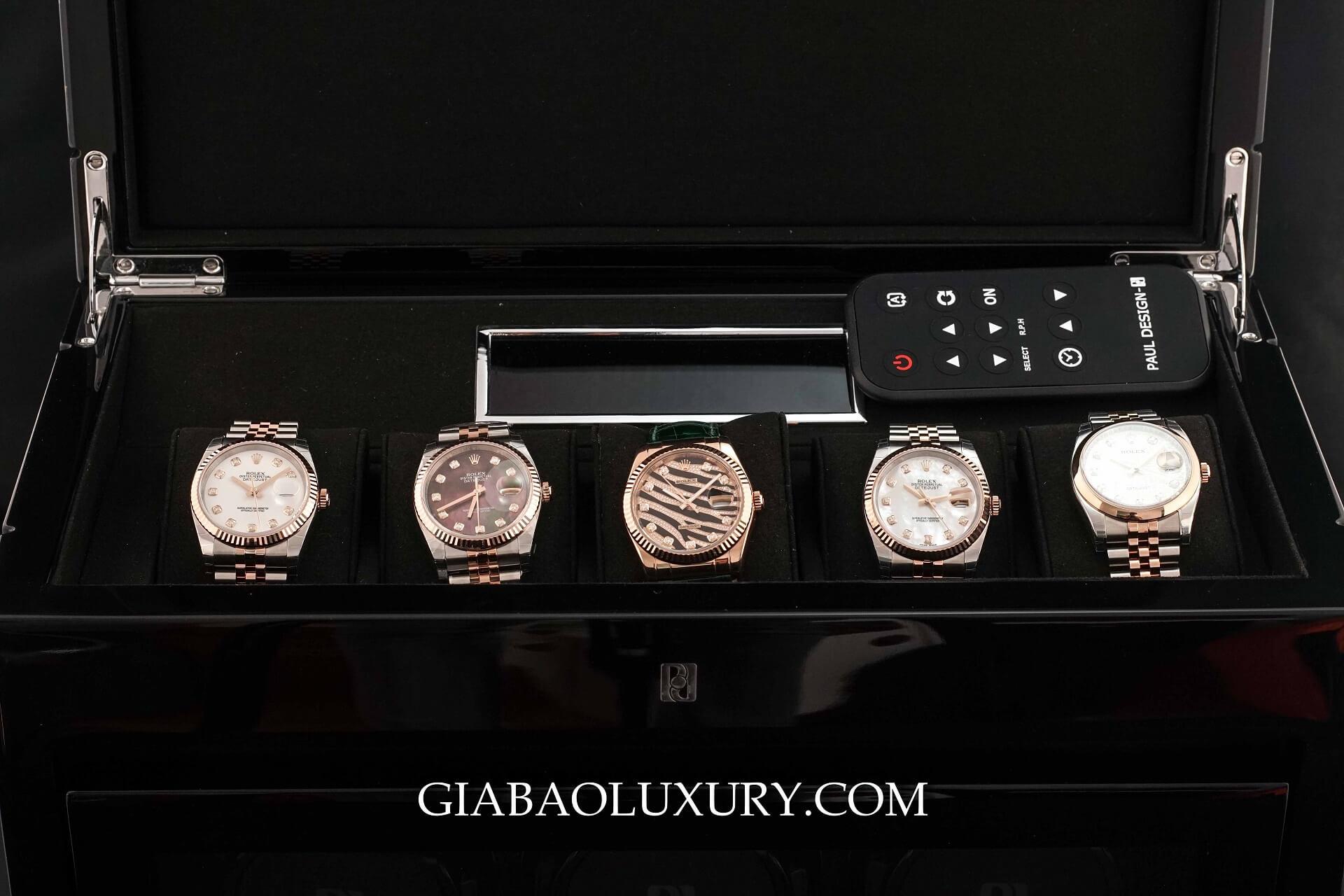 Hướng dẫn bảo quản đồng hồ Rolex đúng cách
