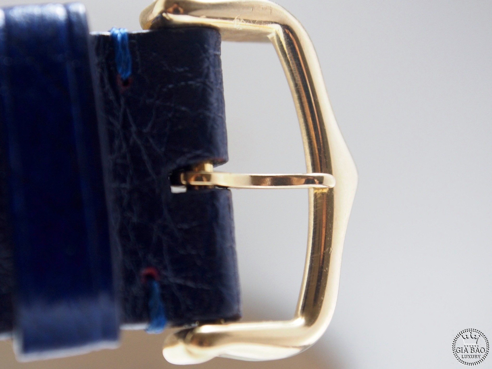 Đồng Hồ Cartier Tank Francaise 18k Yellow Gold