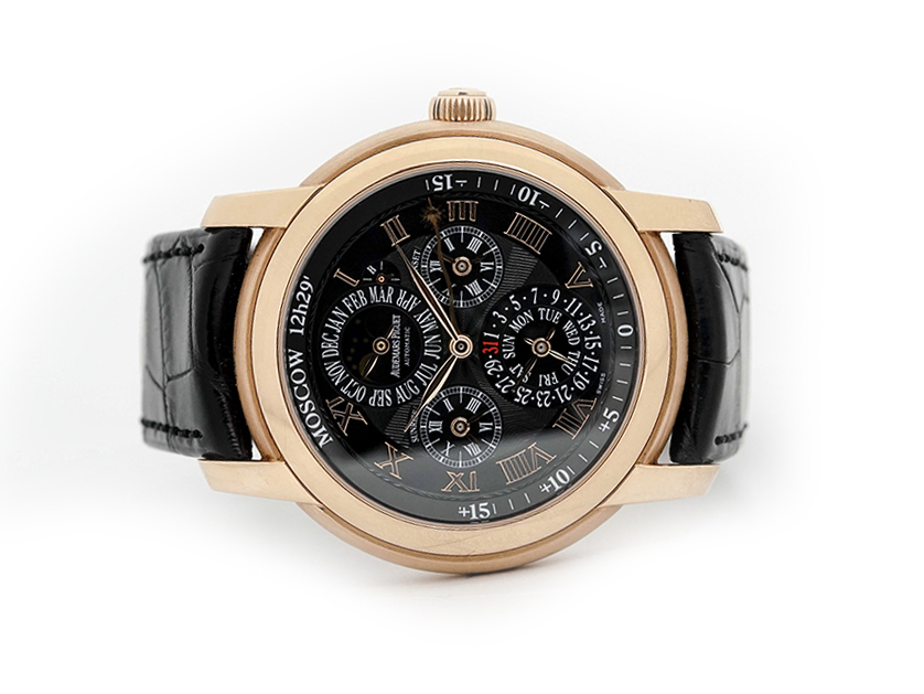 Đồng hồ Audemars Piguet Jules Audemars Equation of Time 26003OR.OO.D002CR.01