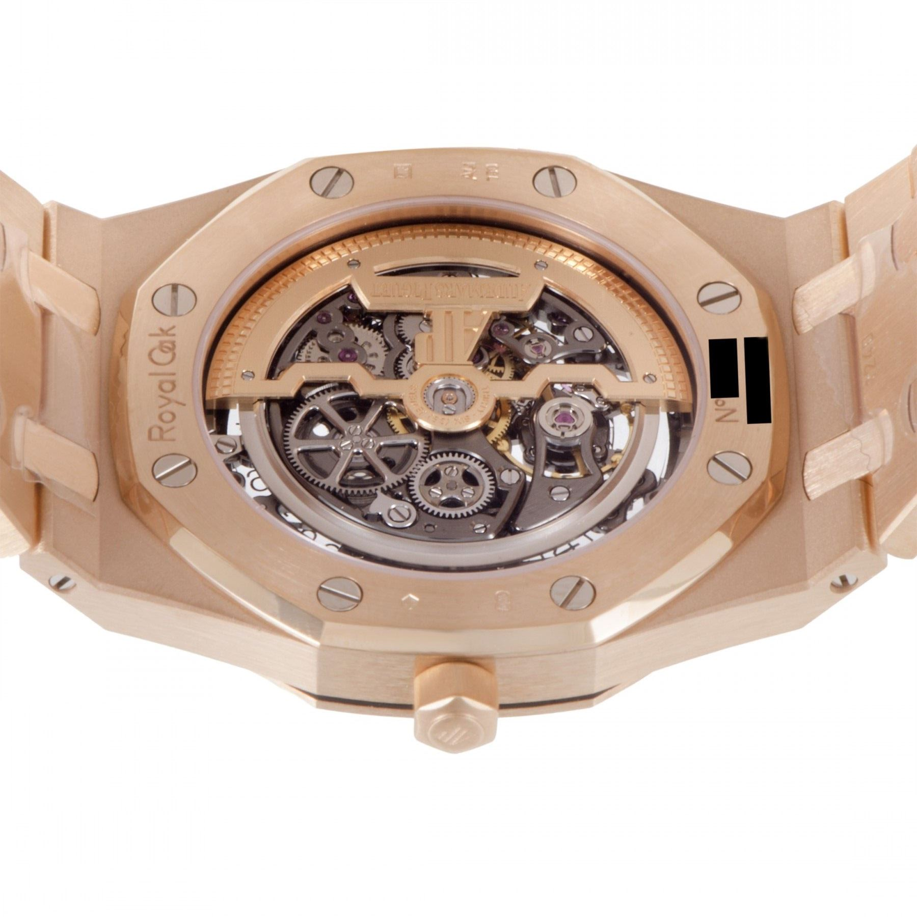 Đồng hồ Audemars Piguet Royal Oak Openworked Extra-thin 15204OR.OO.1240OR.01
