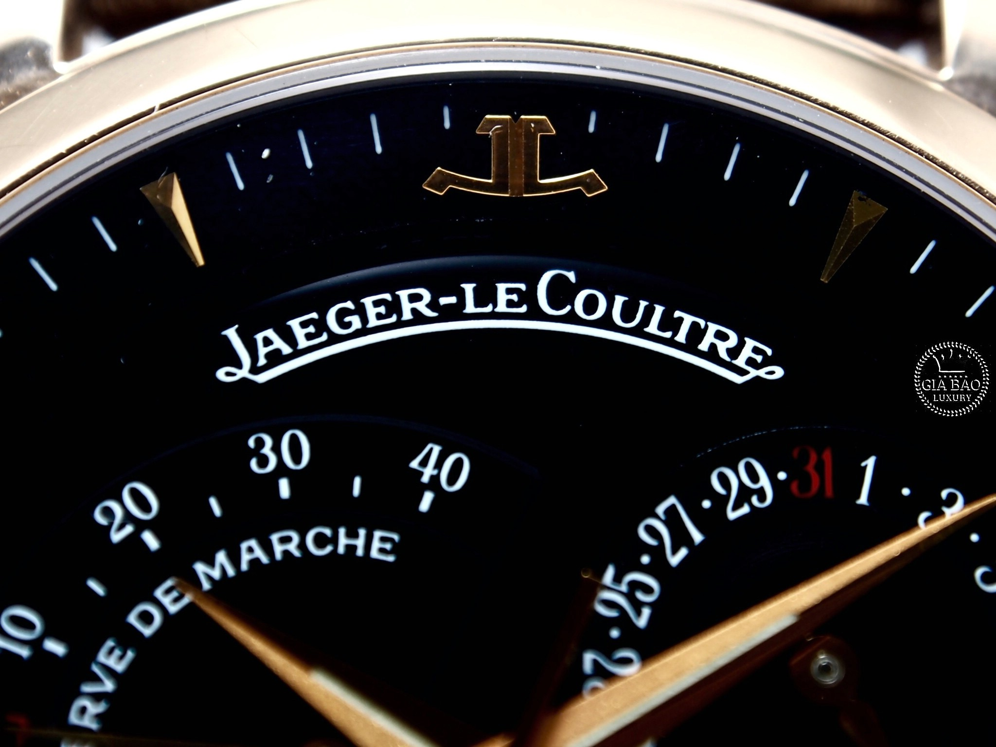 Đồng hồ Jaeger – LeCoultre Master